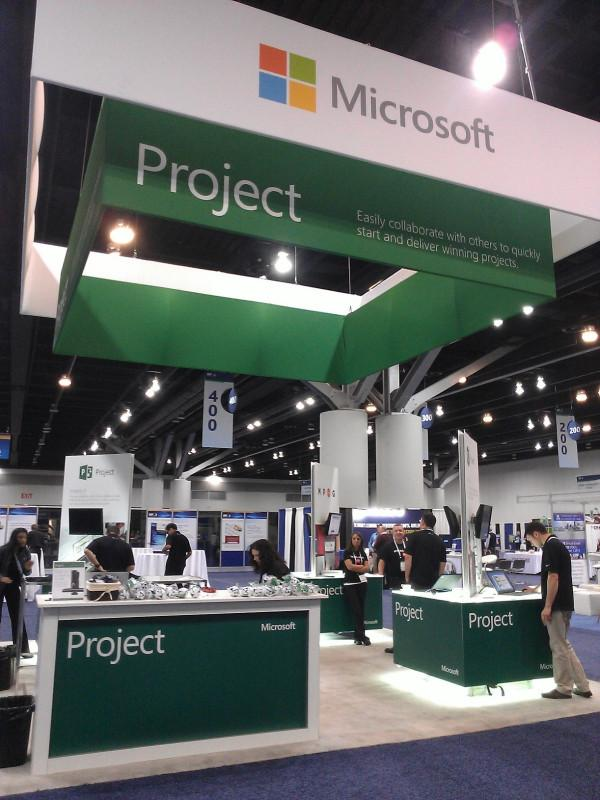 Stand Microsoft Project